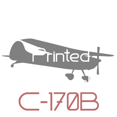 Pre order Cessna 170B for FSX and P3D plus printed manual