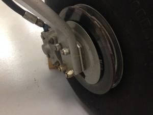 Cleveland wheel and Brakes
