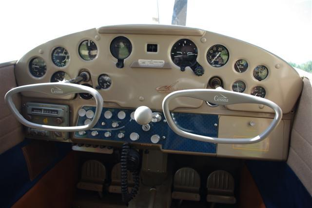 1954 Cessna 170B era